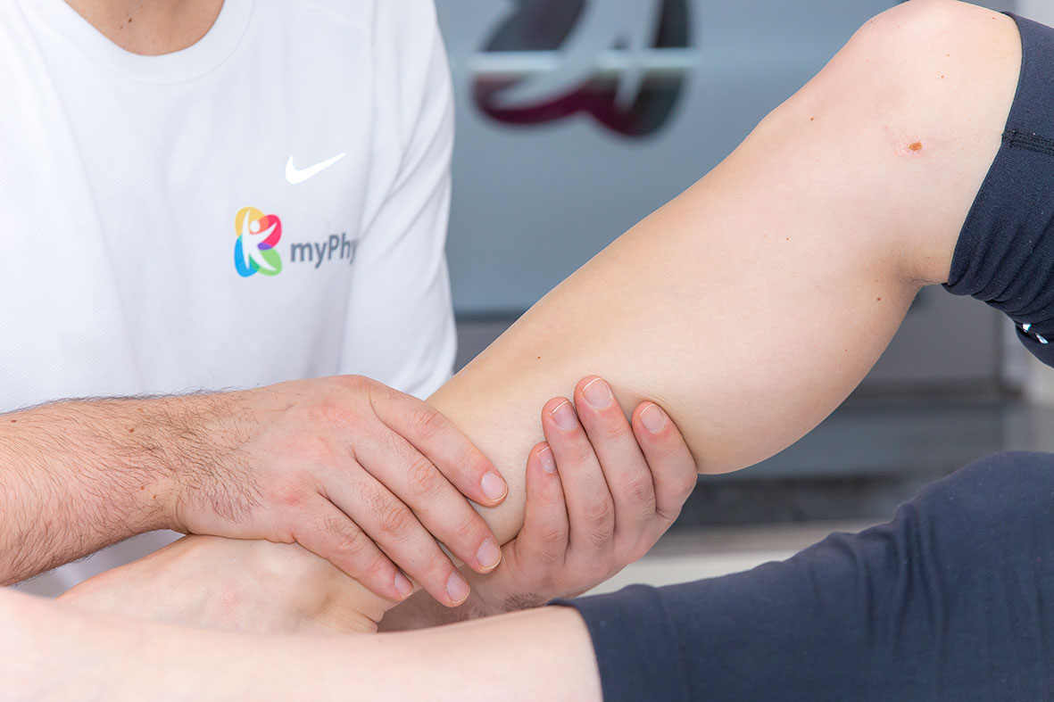 myPhysio Physiotherapie Deutschland Manuelle Lymphdrainage MLD